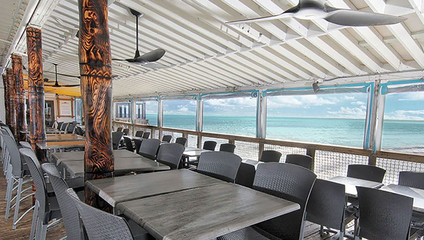 The Boardwalk Bar At Cocoa Beach Pier In Cocoa Beach Fl Is A Great Place For Drinks And An Ocean View Cocoa Beach Restaurants Cocoa Beach Florida Cocoa Beach