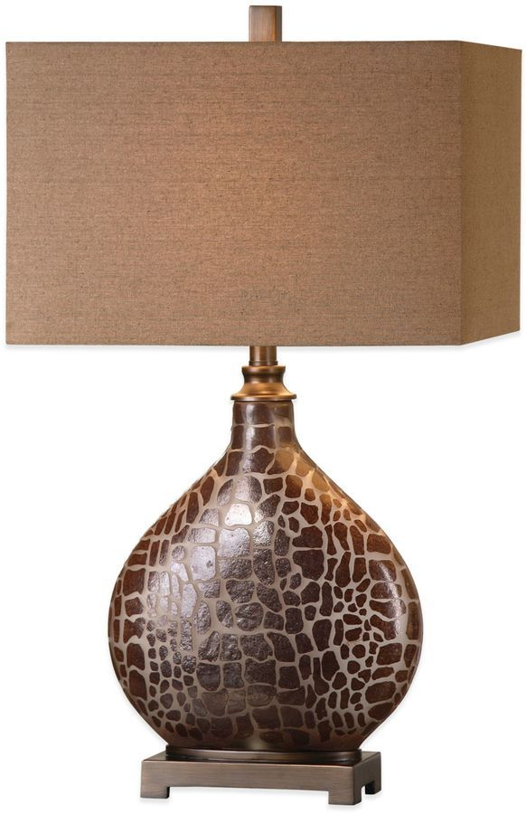 Pin On Lighting, African Table Lamps