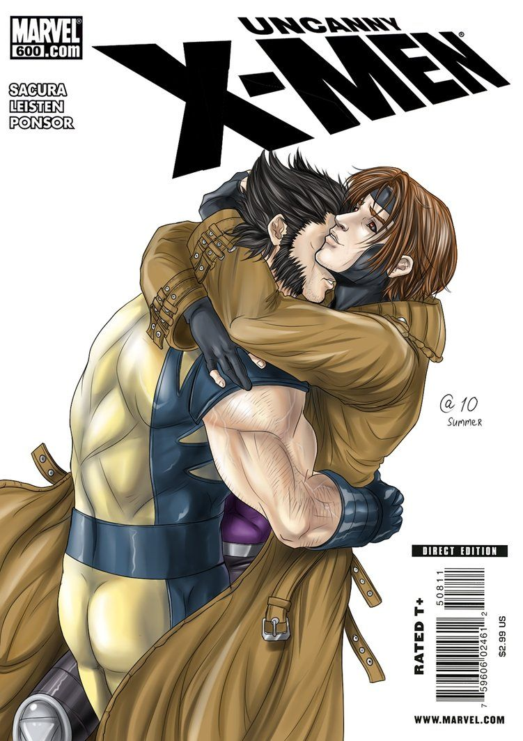 Wolverine having sex with gambit stories