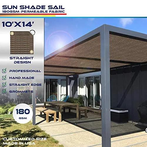 10 X 14 Montana Wood Pergola With Ez Shade Canopy Backyard Patio Designs Pergola Building A Pergola