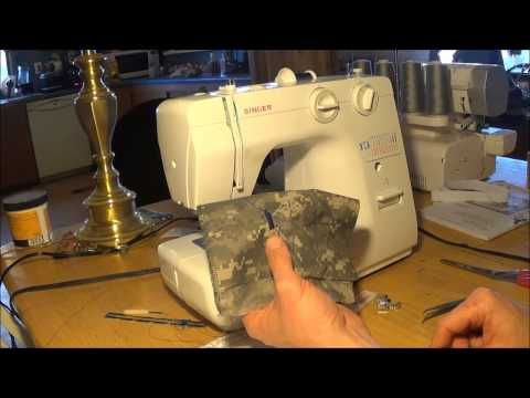 Sewing Outdoor Clothing And Gear Basics Pt 40 Stitches YouTube Adorable Sewing Machine For Outdoor Gear