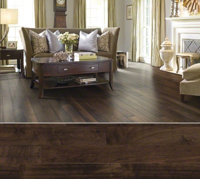 Shaw floors epic hardwood in style grandin road color for Hard laminate flooring