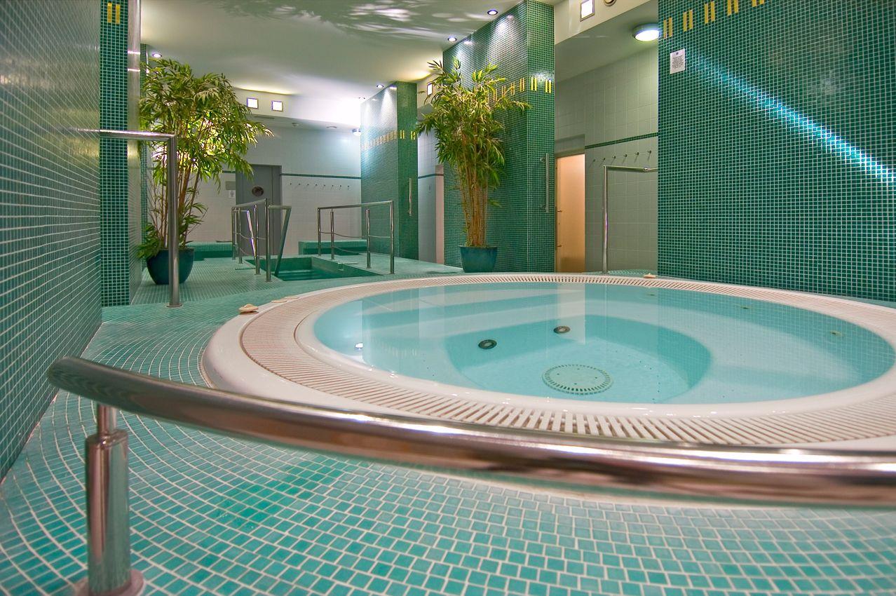 Cabina Sauna Vapor : Nuestro relax spa está equipado con sauna baño turco baño de