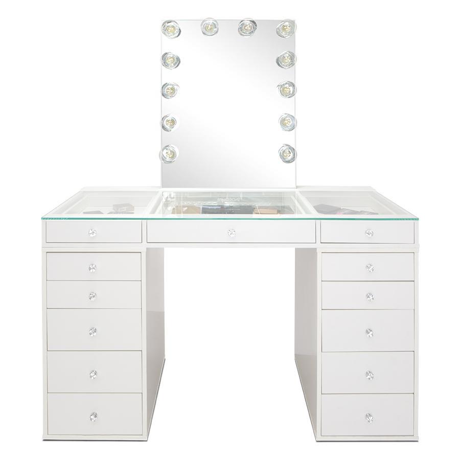 Slaystation Plus 2 0 Tabletop Glow Xl Vanity Mirror
