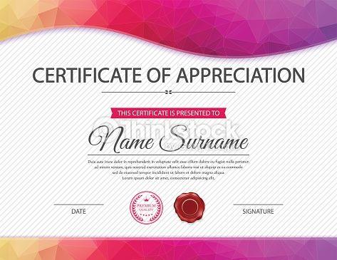 certificate modern design - Pesquisa Google certificate - merit certificate comments