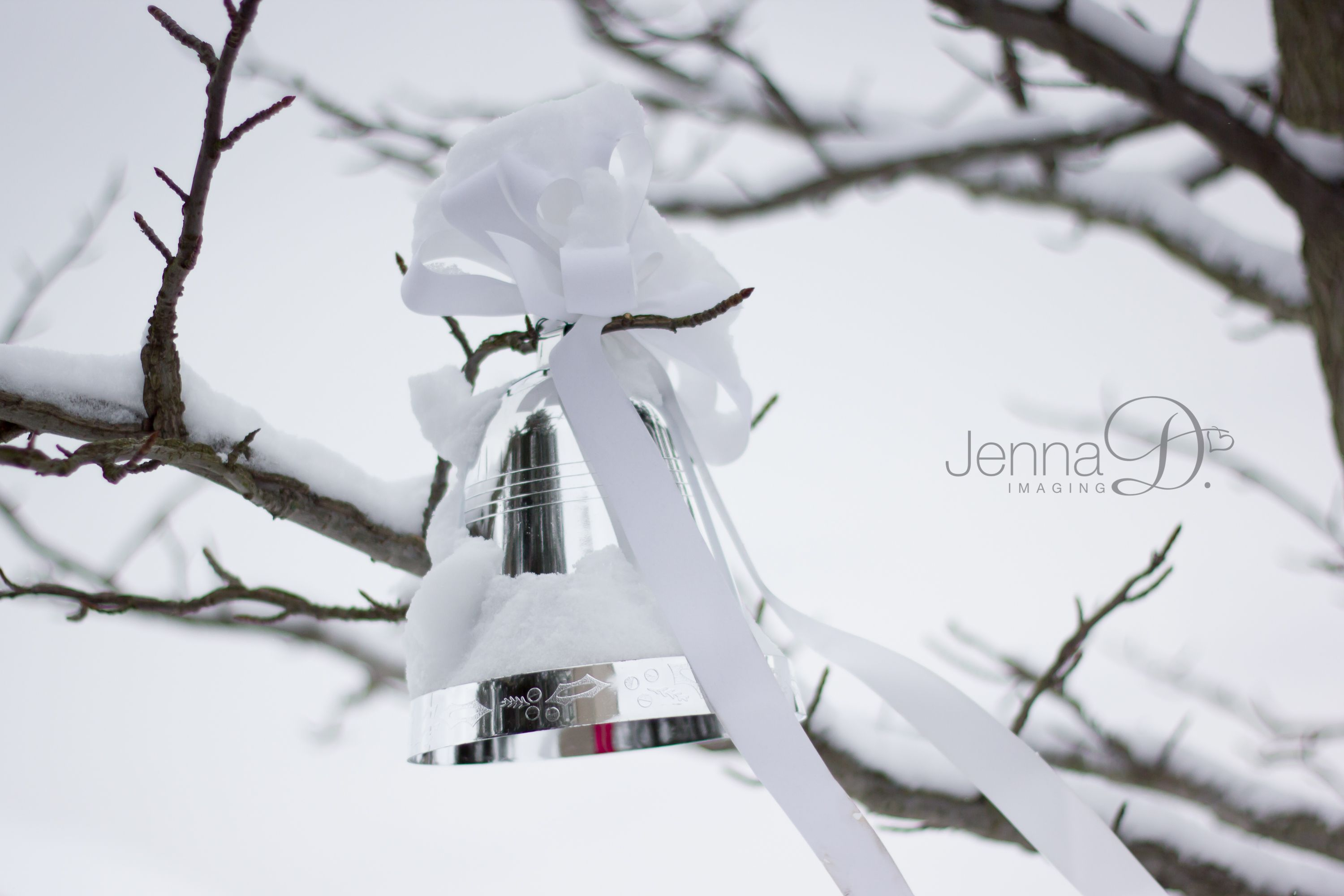 Wedding Bells Decorations Wedding Bells Snow Bells Christmas Decorations  Jenna D