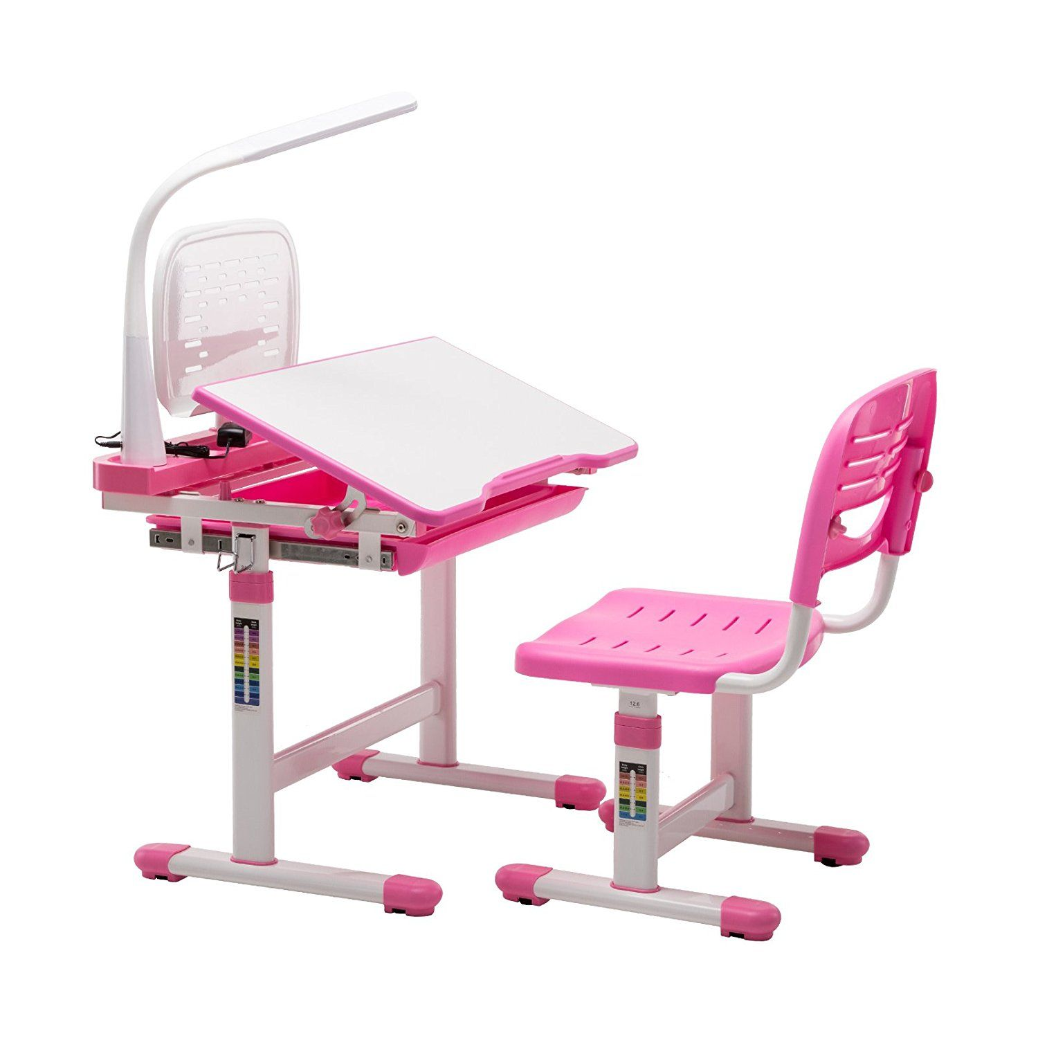Kids Desk And Chair Set Furnitureanddecors Com In 2020 Desk And Chair Set Childrens Desk Kid Desk