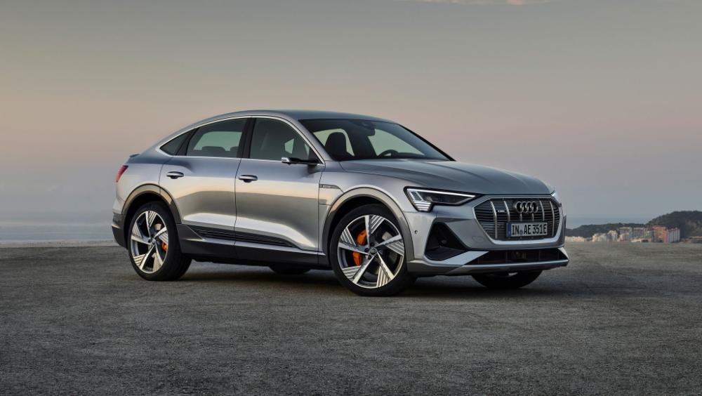 2021 Audi E Tron Review Pricing And Specs Audi Hybrid Hybrid Car Audi E Tron