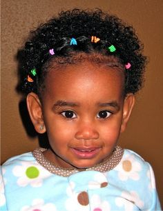 Groovy 1000 Images About Baby Hairstyles On Pinterest Black Girls Short Hairstyles Gunalazisus
