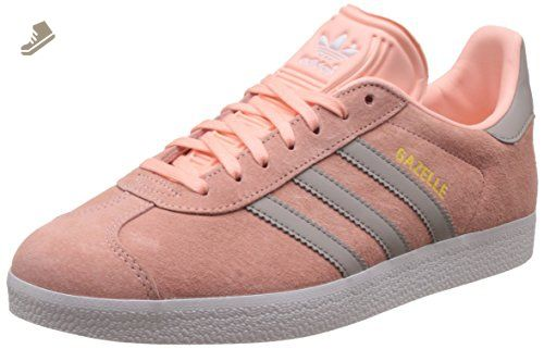 buy popular d6200 3df6d Adidas - Gazelle W - BA7656 - Color  Pink - Size  7.0 - Adidas sneakers for  women ( Amazon Partner-Link)   Adidas Sneakers for Women   Pinterest   Pink  ...