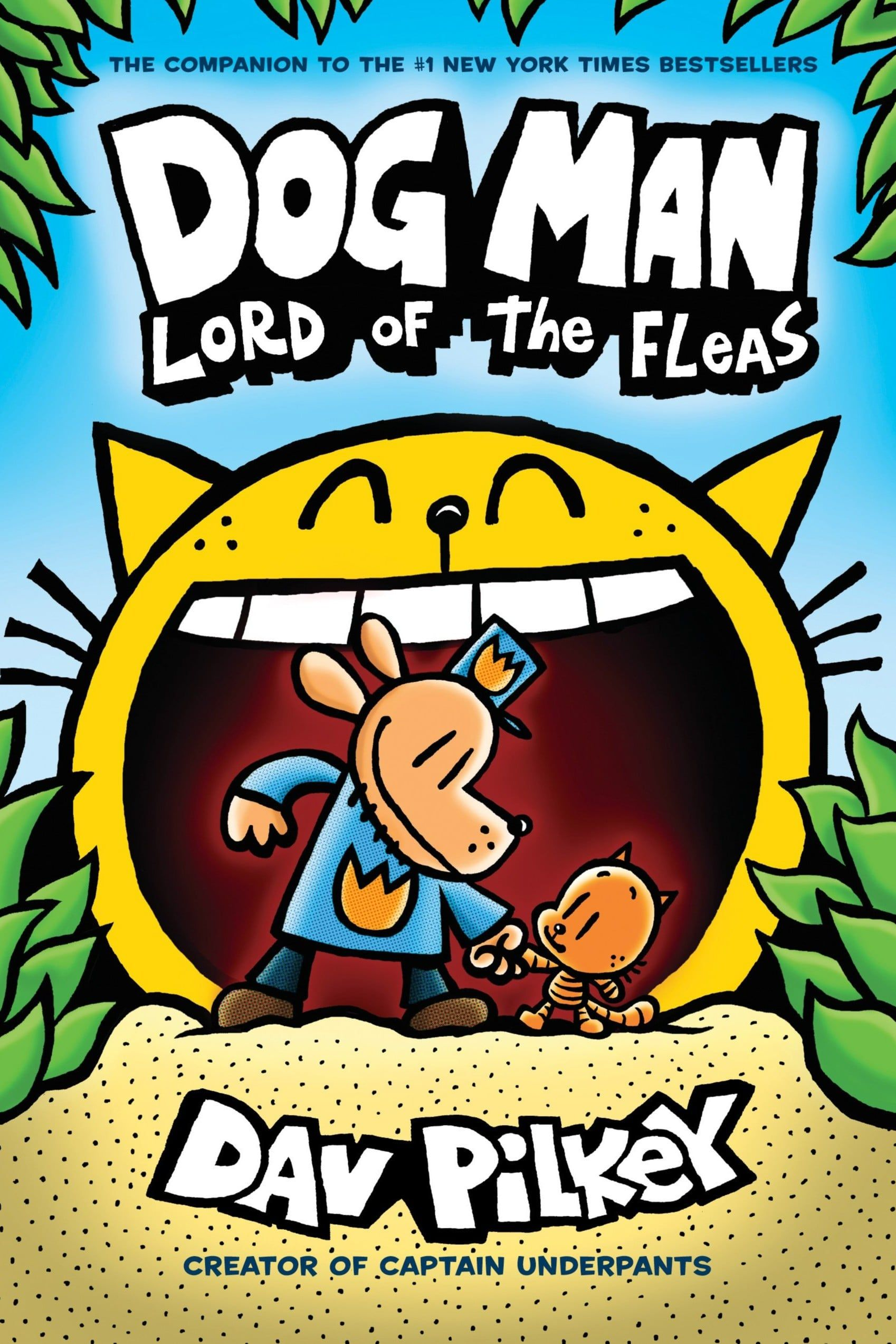 Amazon Released Its Top 20 Children S Books Of 2018 So Here Are Our Kids Stocking Stuffers Dog Man Book Captain Underpants Dav Pilkey Dog Man