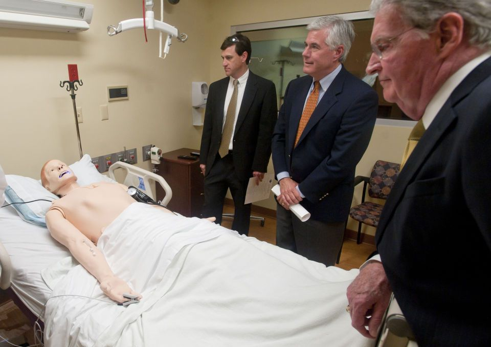 Central virginia center for simulation and virtual