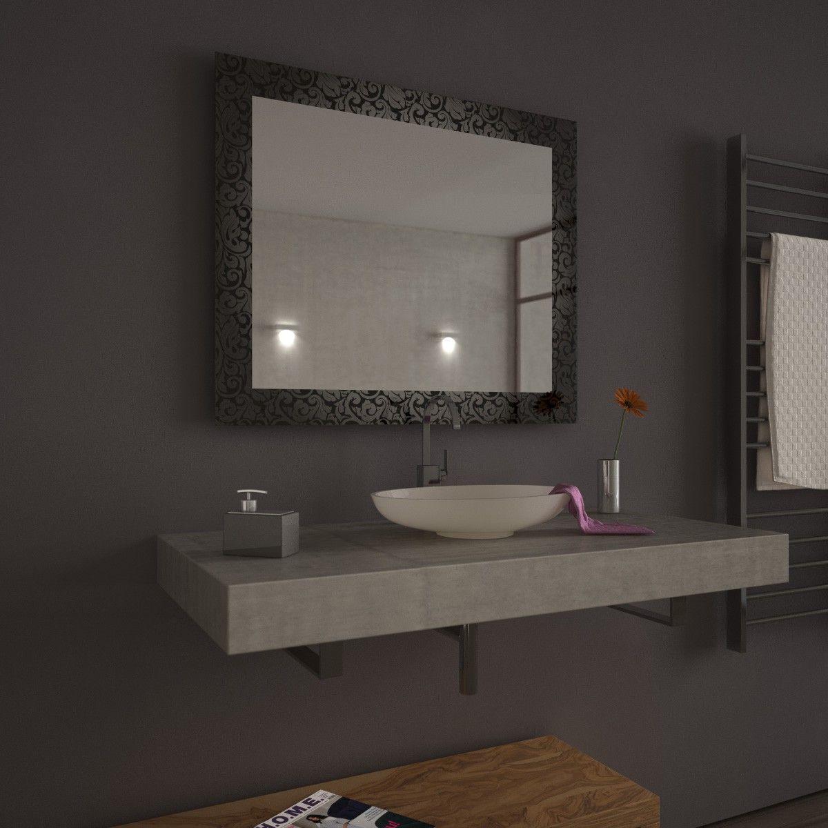 Effektspiegel Asort 160775008 Einrichtung Bathroom Lighting Mirror Und Decor