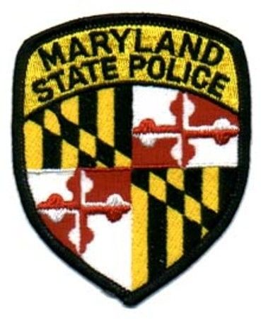 Maryland State Police Patch Maryland State Police Crime In Maryland 2009 Report State Police Police State Trooper