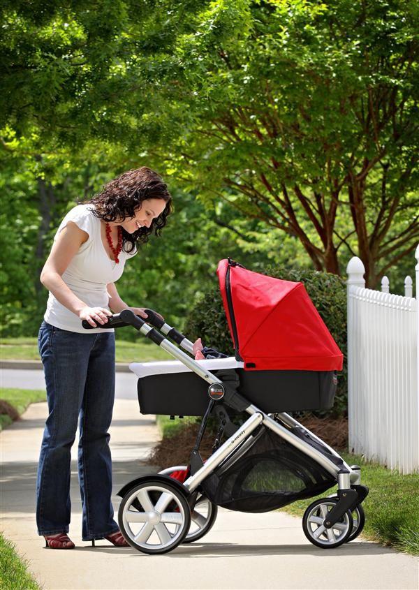 Britax BReady Stroller Convertible stroller, Double