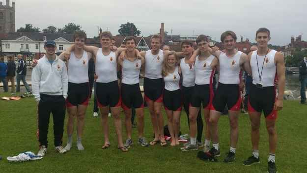 British Rowing Team Poses Naked to Help Fight Homophobia