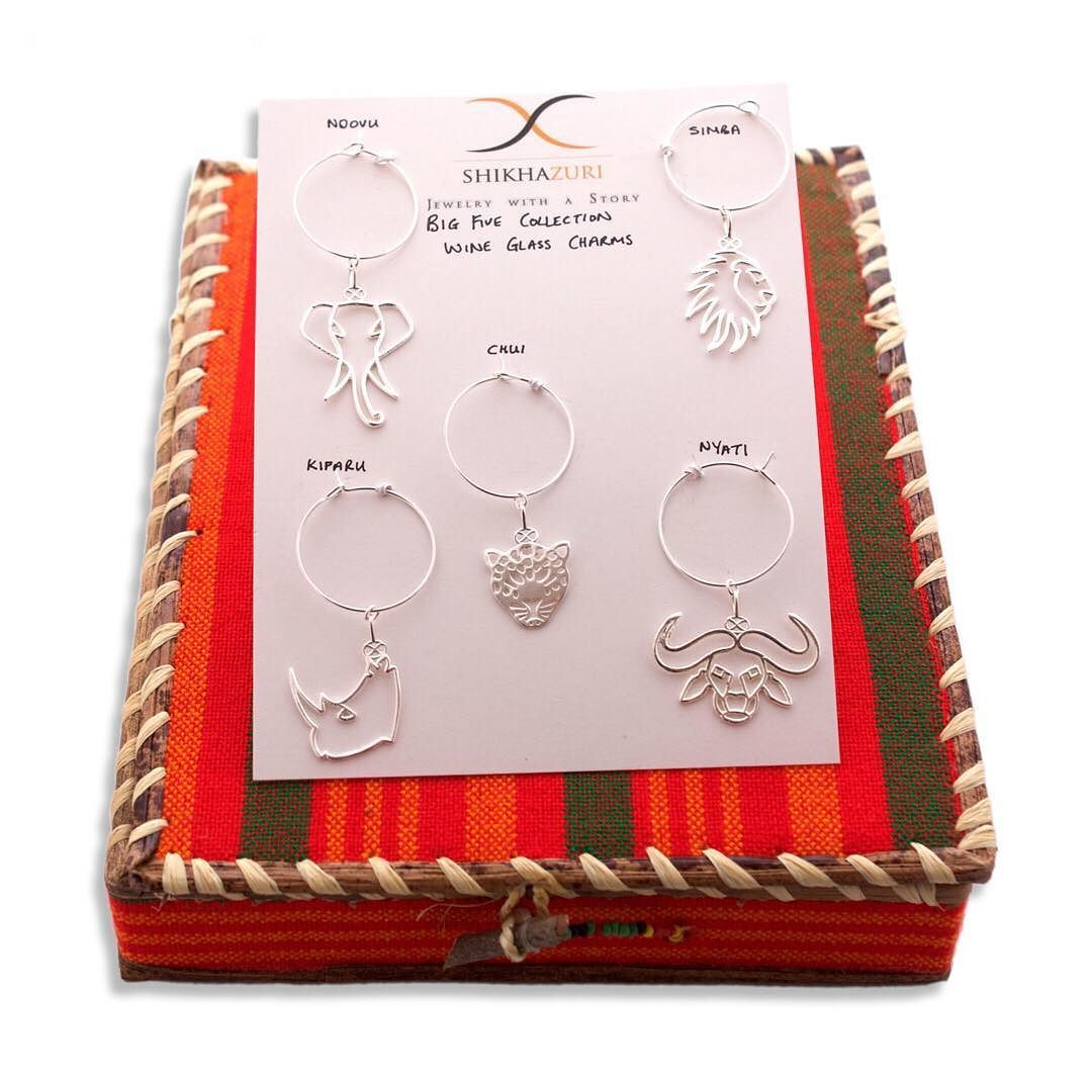 Stuck for a gift for your host? Our wine charms make the perfect ...