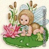 Ребетенок на водяной лилии. Обсуждение на LiveInternet - Российский Сервис Онлайн-Дневников