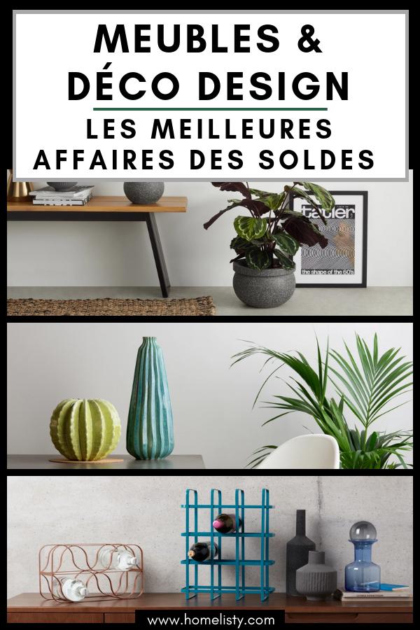 Comment Profiter Des Soldes Pour Relooker Votre Interieur Avec Des Meubles Design Avec Images Mobilier De Salon Meuble Design Deco Design