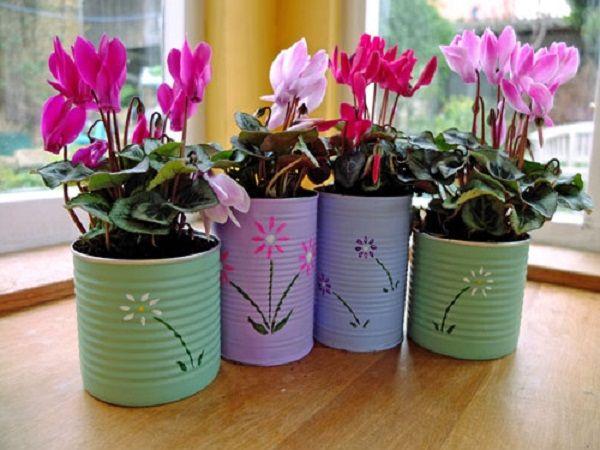 Amazing Interior Design  Handmade Flower Pots Make The Best Gifts
