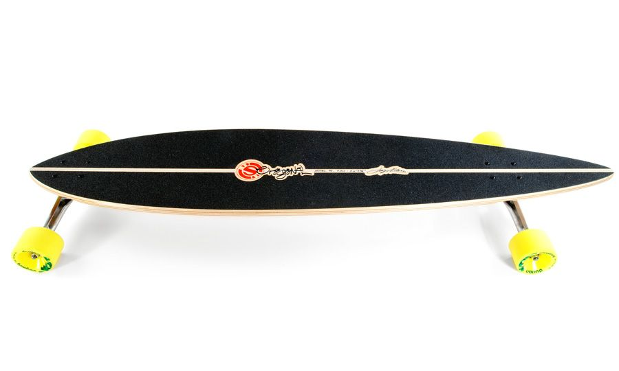 Original Skateboards Pintail 46 Longboard.  ade74485262