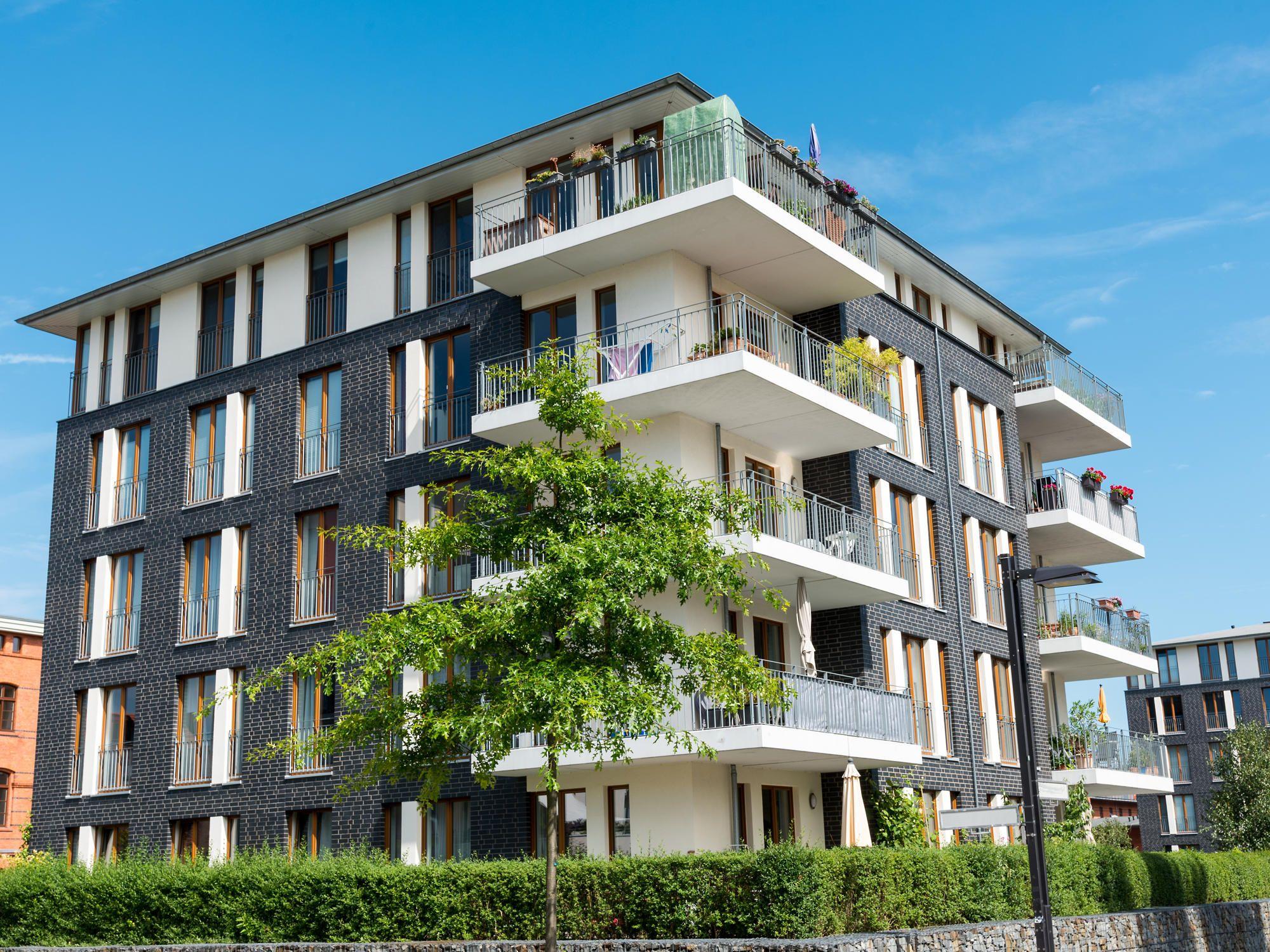 Mehrfamilienhaus mit 9 Wohneinheiten schlüsselfertig