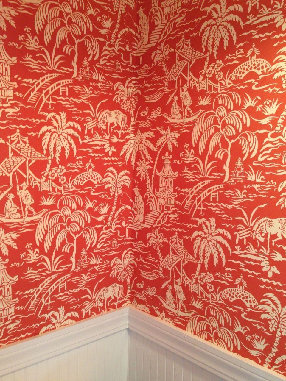 Chinoiserie Design By Piero Fornasetti Tapetit Pinterest - Piero fornasetti wallpaper designs
