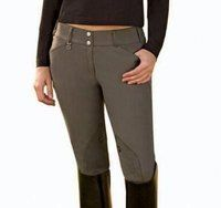 Pikeur Ciara Breeches > THE Breech that carved the style! Available in Safari, White, Black, Chocolate, Navy and NEW light Slate Gray, Camel  ~$310.95