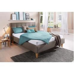Photo of Home affaire upholstered bed Tom Home Affaire