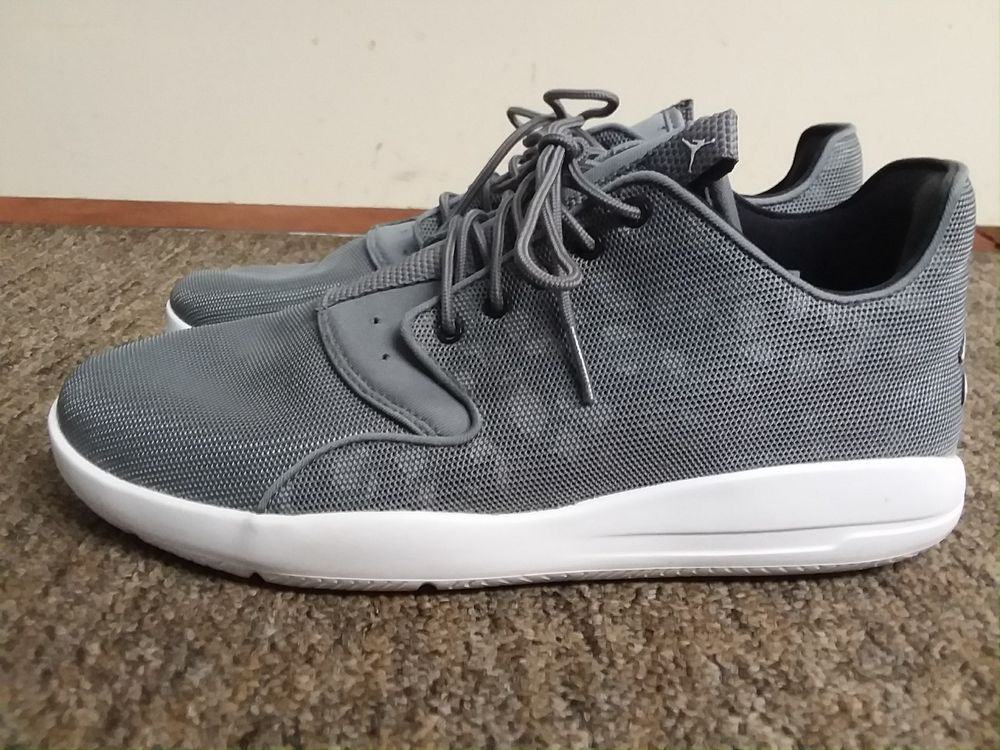 7f210edfc1783b Nike Air Jordan Eclipse Men s Gray Mesh Sneakers Shoes Size 8  fashion   clothing  shoes  accessories  mensshoes  athleticshoes (ebay link)