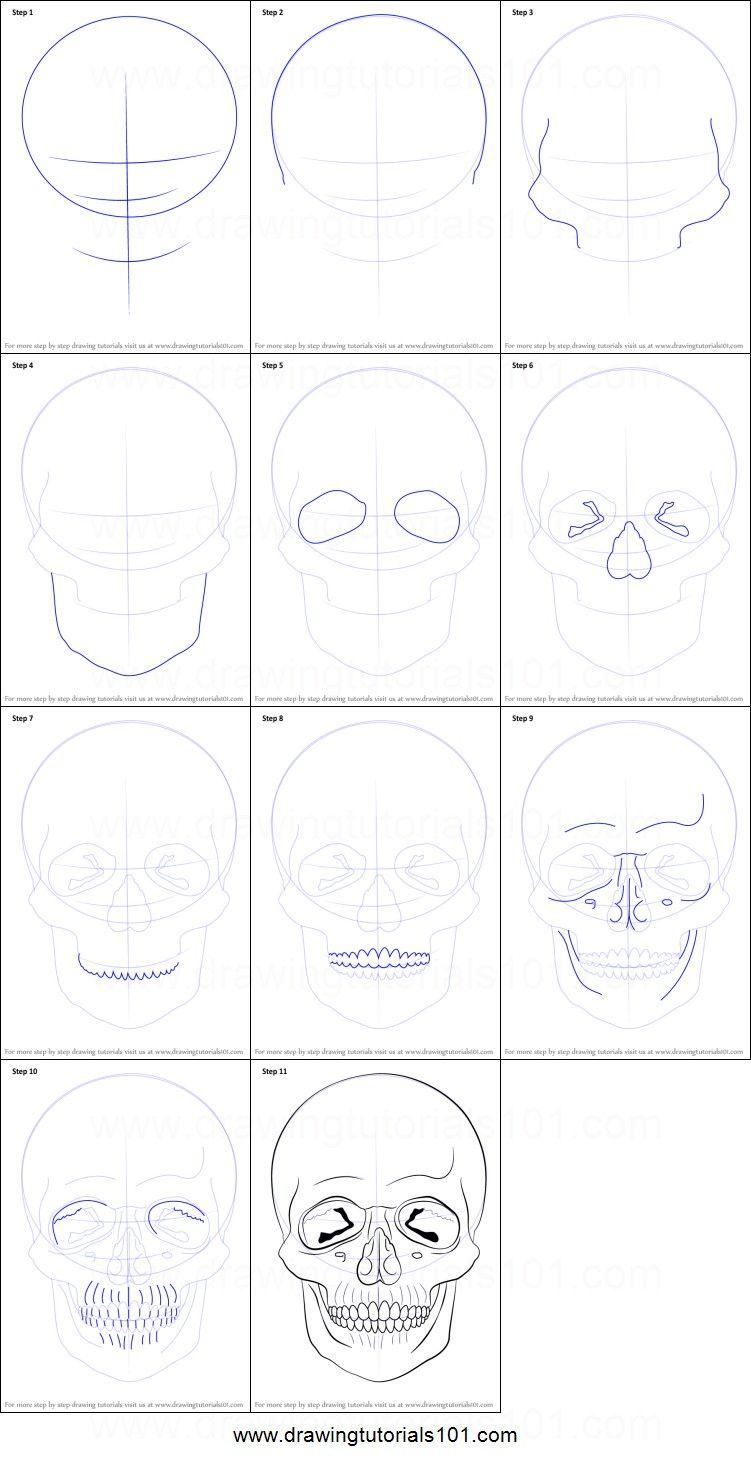 Pin By Mariafleitas On Drawing Skulls Drawing Skull Art Drawing Skull Drawing