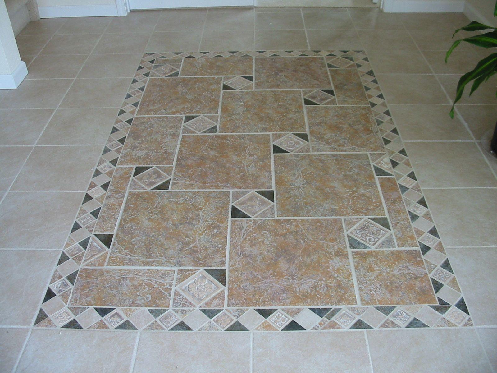 tile floor designs patterns | ... Designs: Decorates Ceramic ...