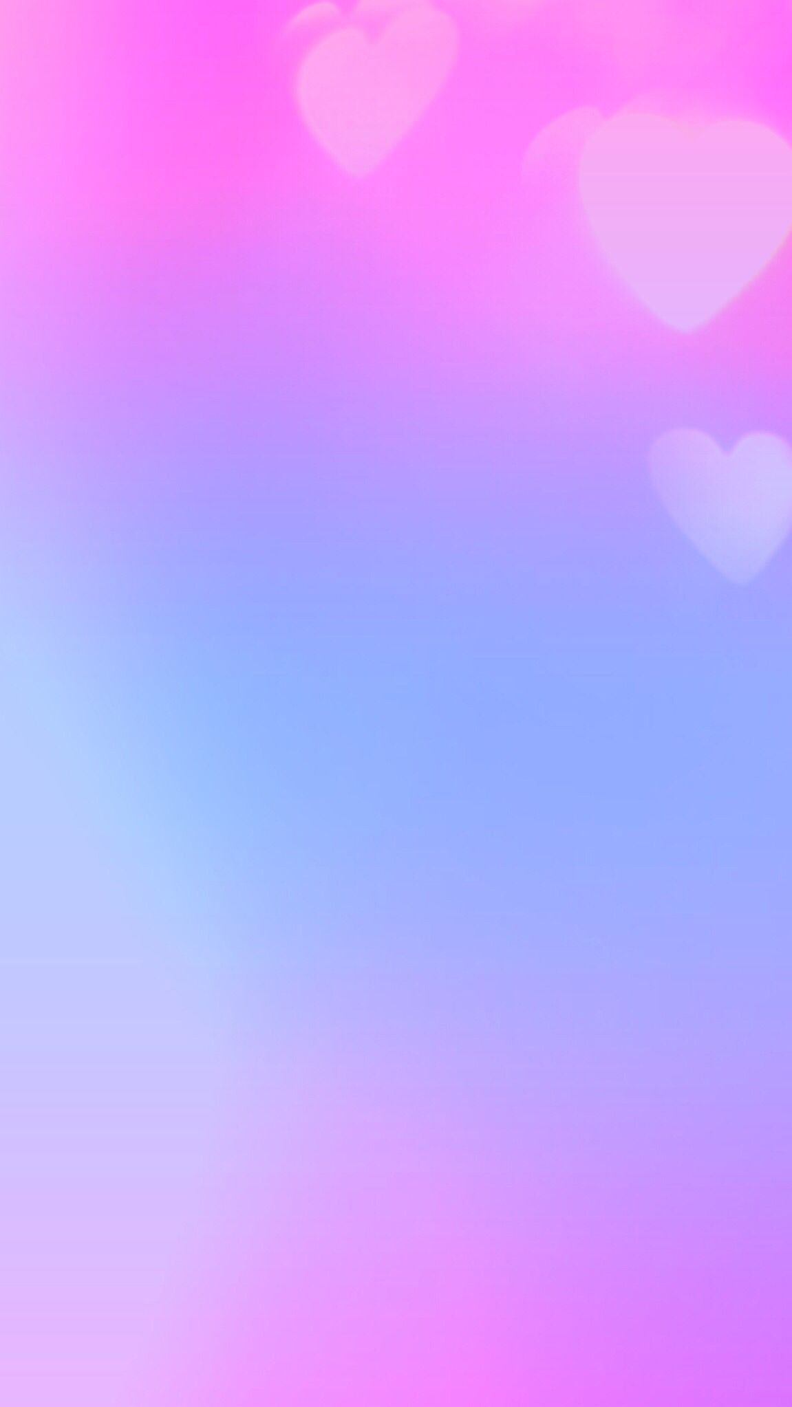 heart wallpaper ombre gradient iphone background