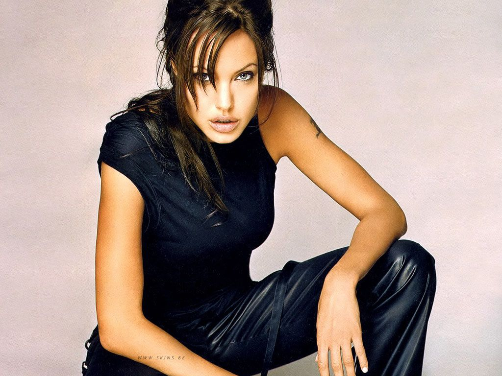 bisexual 2003 jolie Angelina