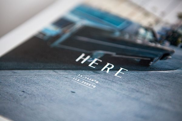 HERE magazine — The Line Hotel Los Angeles on Behance
