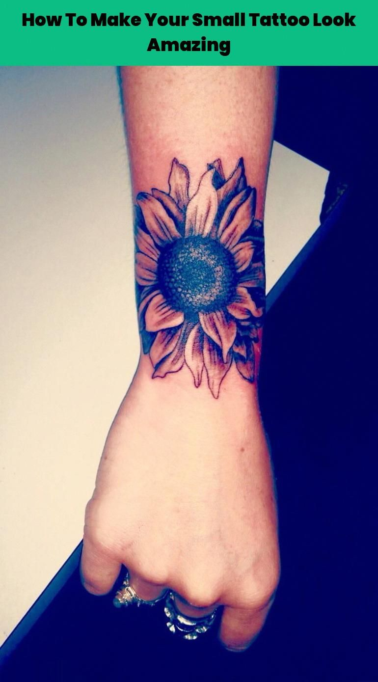 Fantastic Small Tattoo Styles For Your Inspiration Sunflower Tattoo Shoulder Sunflower Tattoo Thigh Shoulder Tattoos For Women