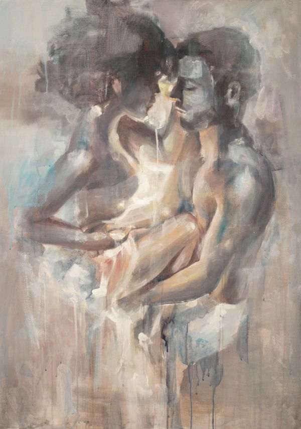 Erotic art fine art