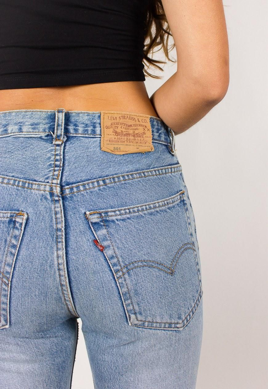 How to shop for the perfect vintage levi    complete guide because mom jeans are trending people also denim rh pinterest