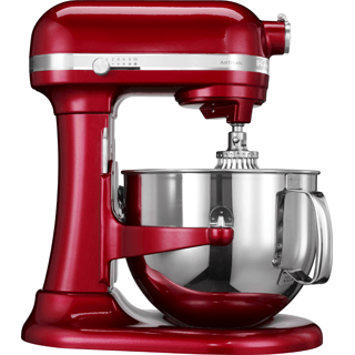 Robot da cucina KitchenAid ARTISAN da 6,9 L 5KSM7580X | Ricette da ...