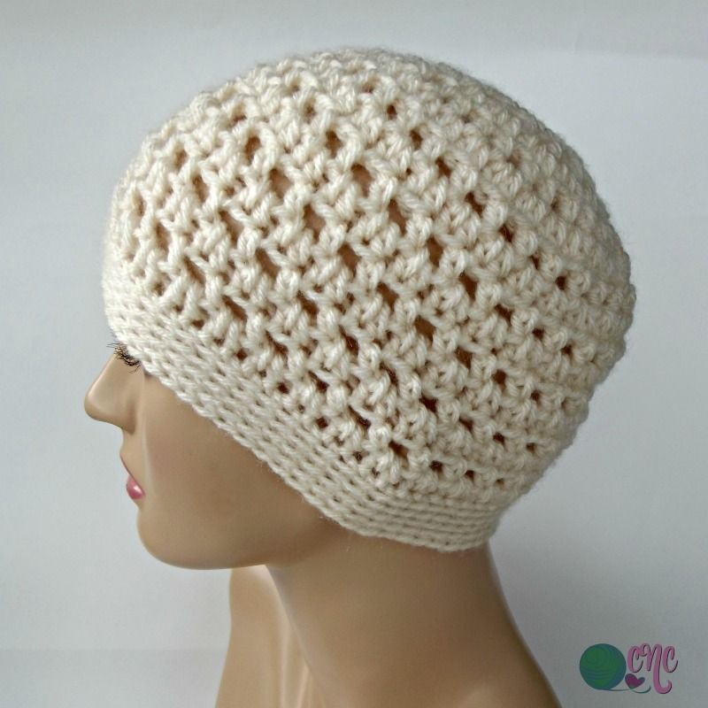 Simple Ponytail Hat