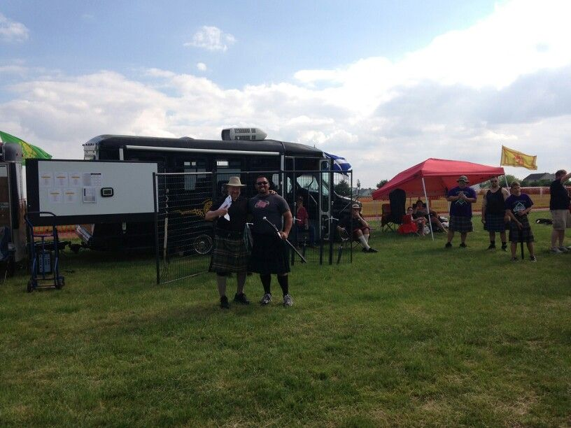 Highland Games in Chatham Illinois