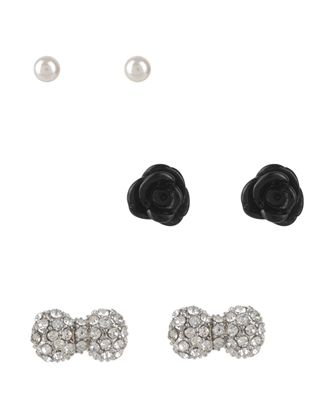 Cute And Flirty Earrings - #Forever21 - $4.80CDN