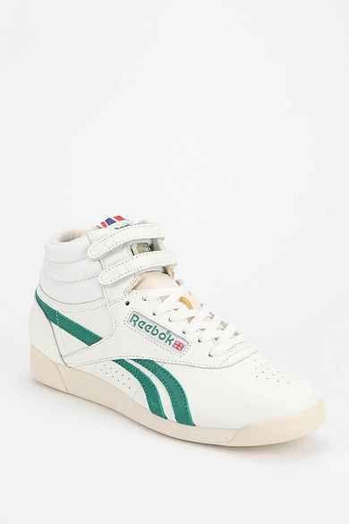 Reebok Freestyle Vintage High Top Sneaker | Reebok freestyle