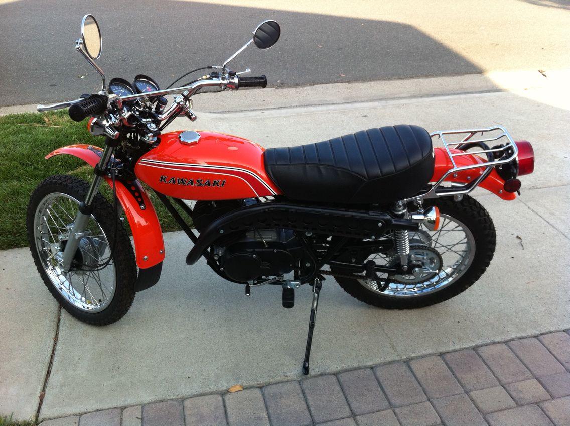 Kawasaki F7 Repair Manual User Guide Books Review G5 Wiring Diagram 1974 Honda Sl125 Elsalvadorla 1972 175