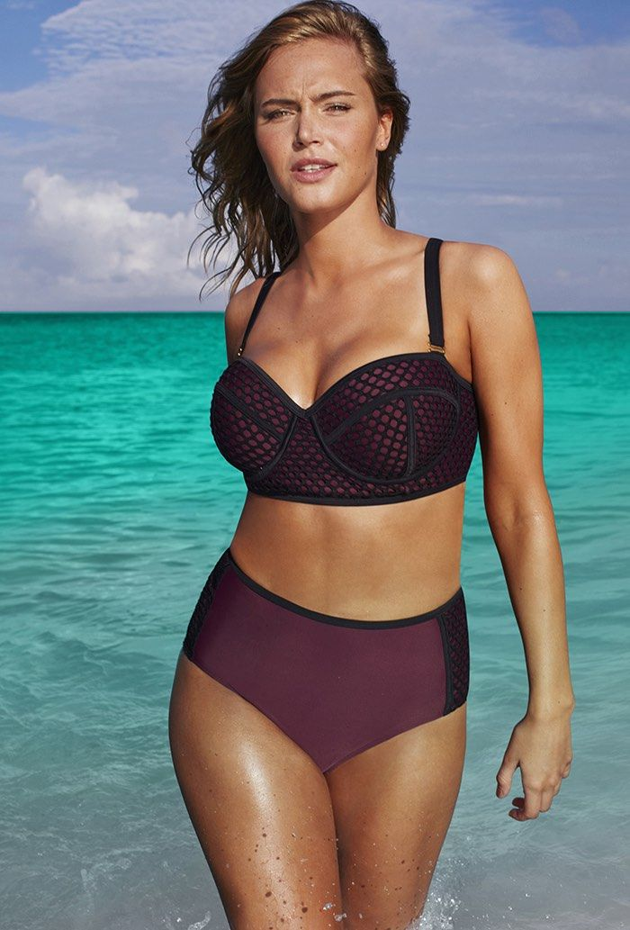 Faved onto Plus Size SwimsuitsBoutique in Women's Fashion Category Plus  Size Swimwear, Plus Size Bikini
