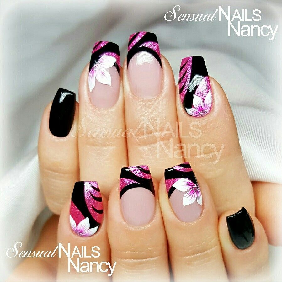 nails #nailart #naildesign #nägel #gelmodellage #nagelverstärkung ...