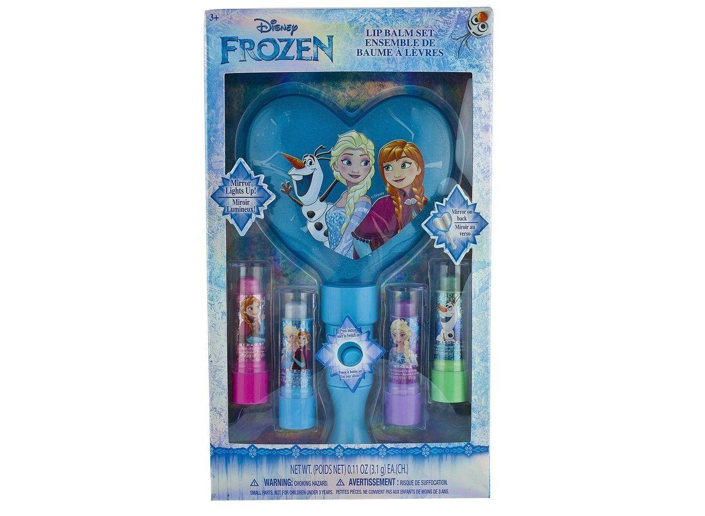 Disney frozen lip gloss and mirror kit lip frozen
