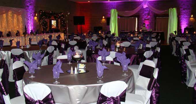 Wedding Reception Venue Stoney Creek Inn