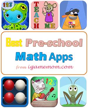 Best Educational Apps for Kids Best PreSchool Math Apps