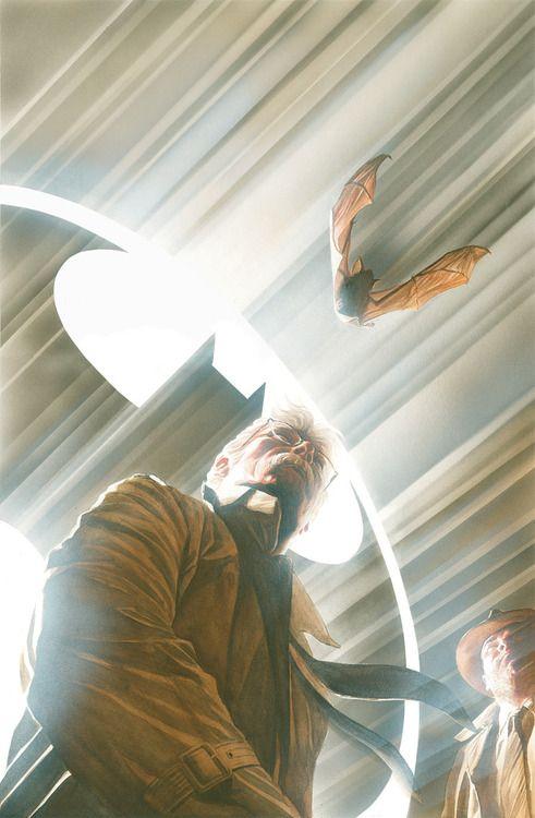 Easynip Alex Ross Batman Poster Batman Canvas Art